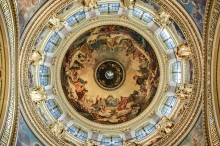 Saint Isaac's Cathedral, Saint Petersburg - © Alexej Gorlatch